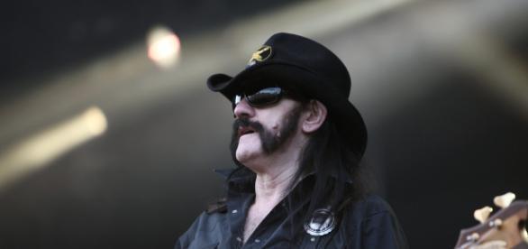 Lemmy, de Motorhead, en concierto