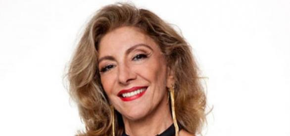 Marília Pêra está com câncer no pulmão
