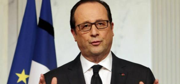 Presidente da França afirma 'Ato de Guerra'.