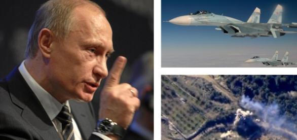 """Putin:""""ISIS şi-a ales adversarul greşit!"""""""