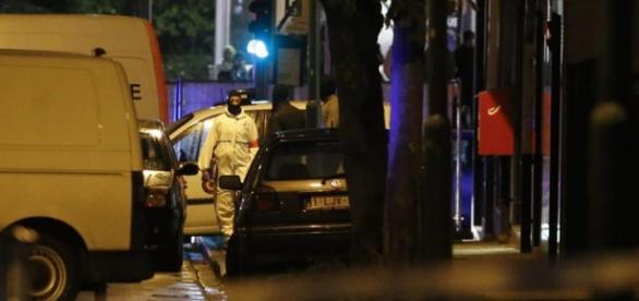 Detención en Bruselas de un sospechoso
