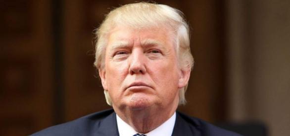 Donald Trump aproveitou ainda para criticar Obama.
