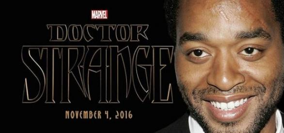 Dr Strange con Ejiofor como el Barón Mordo