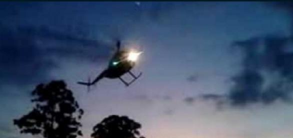 """Helicóptero em """"A Fazenda 8"""" (Record)"""