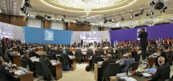 Il summit di Antalya per la lotta al terrorismo