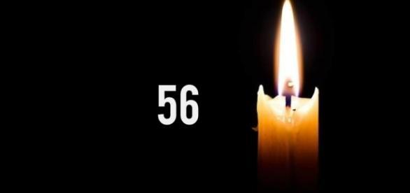 Numărul morţilor a ajuns la 56