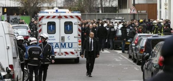 París tras el ataque terrorista