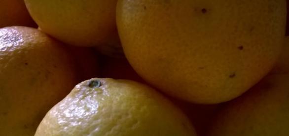 A laranja é uma das maiores fontes de Vitamina C.
