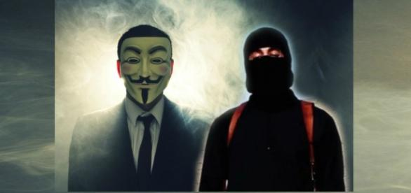 Anonymous ataca o Estado Islâmico pela internet