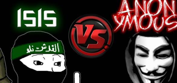 Anonymous declară război Statului Islamic