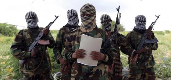 Combattenti del gruppo Al Qaeda