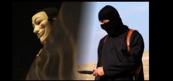 Estado Islâmico reage ao Anonymous
