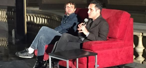 Jorge Drexler y Luciano Supervielle se presentan