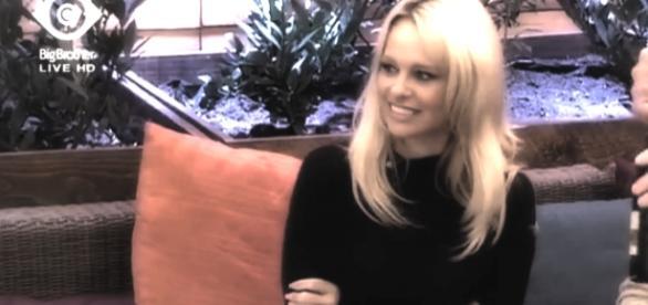 Pamela Anderson zu Gast bei Big Brother.