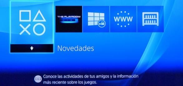 Playstation Network - Sistema de comunicación PS4