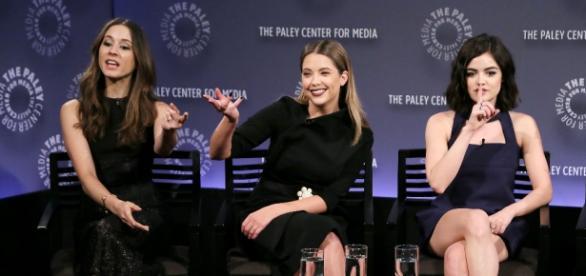 Pretty Little Liars: Ashley Benson & Co