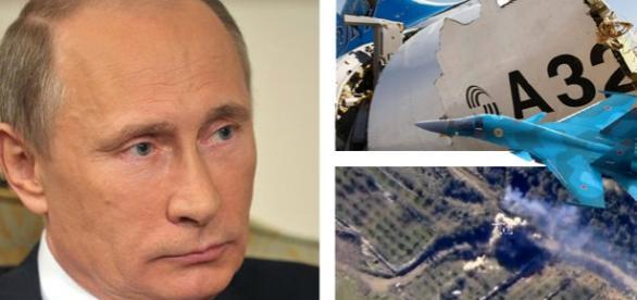 Putin a recunoscut atacul dar promite răzbunare
