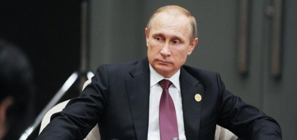 Putin acusa G20 de financiar o terrorismo