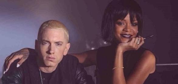 Rihanna und Eminem bald wieder zusammen?