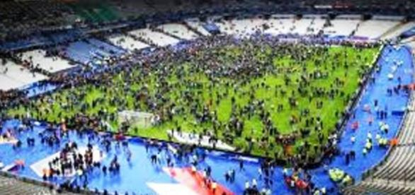 Zagrożenie terrorystyczne podczas meczu