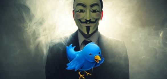 Anonymous ataca contas do EI no Twitter