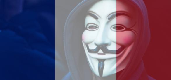 Anonymous entrou na guerra contra o terrorismo