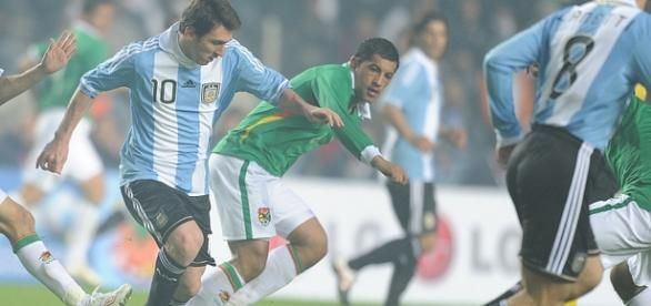 Argentina pudo ganar sin Messi, el gran ausente.