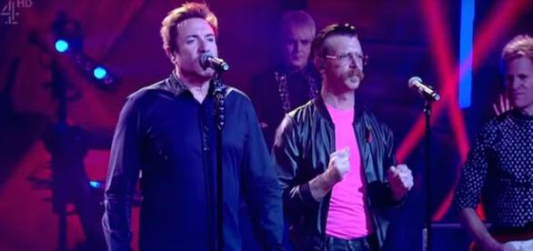 Duran Duran actuam com Eagles of Death Metal