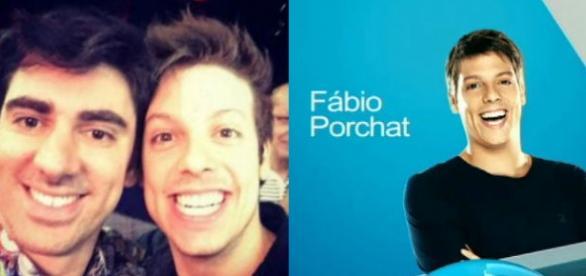 Fábio Porchat é o novo contratado da Record