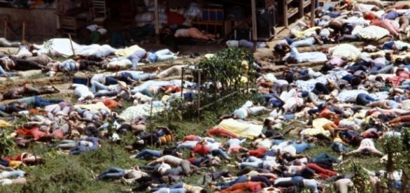 Jonestown - Cea mai mare sinucidere în masă