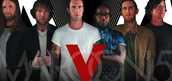 Maroon 5 - V (rosequarter.com)