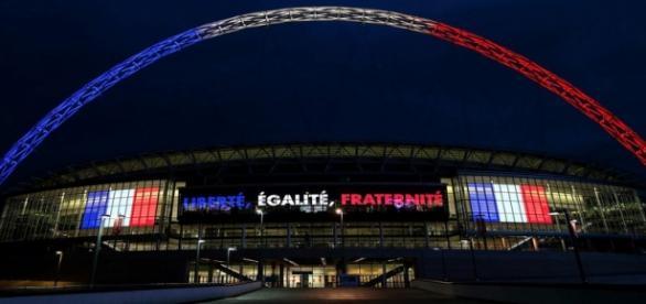 Reprodução / Estádio de Wembley