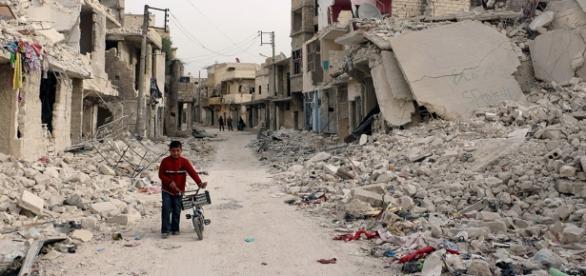 A província de Aleppo está ocupada pelo ISIS