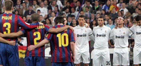 Ambos equipos guardarán un minuto de silencio