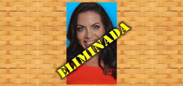 Carla Prata é eliminada de 'A Fazenda 8'