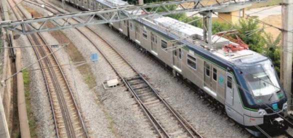 Metrô de Belo Horizonte pode parar