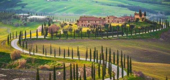 Toscana é um eterno cenário de filme
