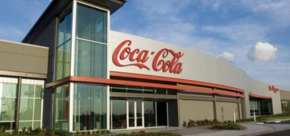 Uma das divisões da Coca-Cola em Los Angeles