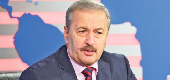 Vasile Dâncu, vicepremier în Guvernul Cioloş