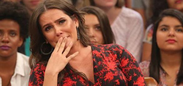 """A emoção tomou conta do programa """"Altas Horas"""""""