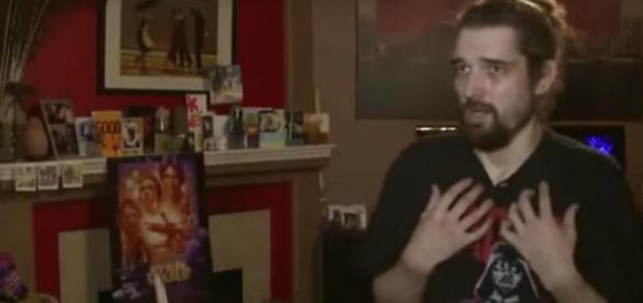 Daniel Fleetwood em entrevista para o World News.