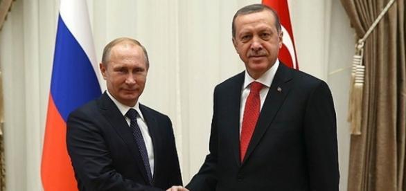 Erdogan hablará con Putin sobre el conflicto aéreo