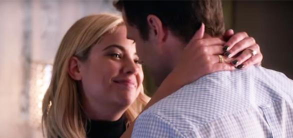 Pretty Little Liars: Hanna e o noivo