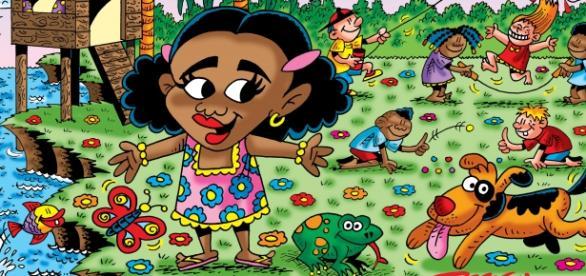 Protagonista de joguinho mora na Favela do Sapo