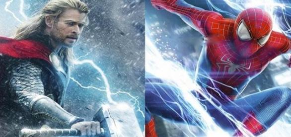 Spiderman Reboot y Thor Ragnarok