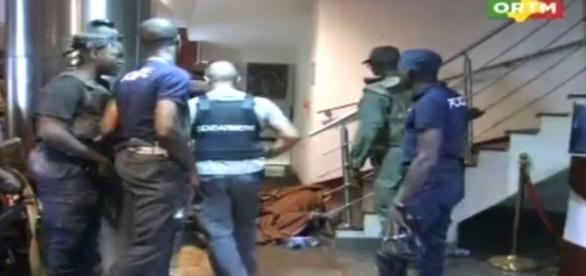 Forças especiais neutralizam ação terrorista.