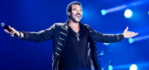 Lionel Richie, por primera vez en Argentina