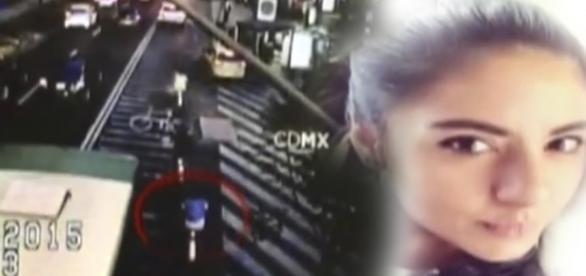 Montserrat Paredes ciclista fallecida en Reforma