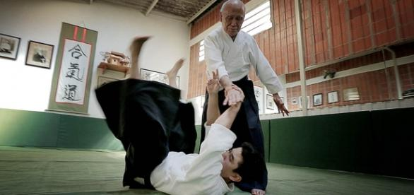 Ono Sensei no documentário Envelhescência