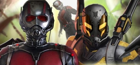 Se filtra un nuevo video de Ant-Man